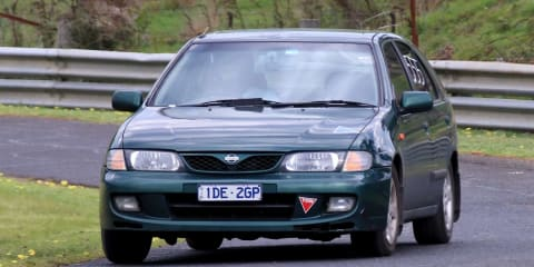 1999 Nissan Pulsar SSS review