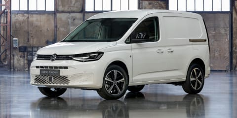 2021 Volkswagen Caddy and California due in Australia next year