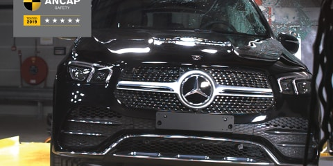 Mercedes-Benz G-Class, GLE get 5-star ANCAP ratings