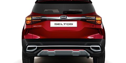 2020 Kia Seltos revealed, here in October