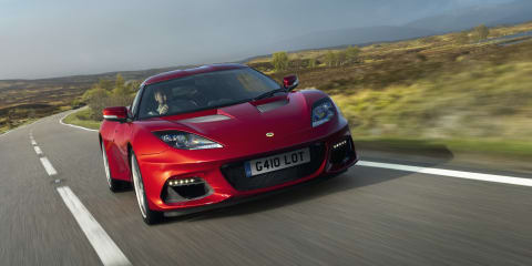 Lotus Evora GT410 revealed, Australian plans unclear