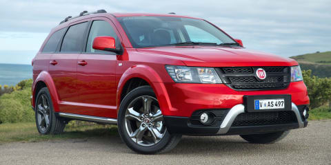 2011-15 Dodge Journey, Fiat Freemont recalled for steering wheel fix