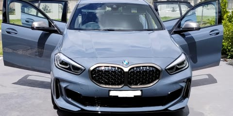 2020 BMW 1 M135i xDrive review