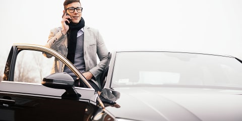 Owners of high-status cars more likely to be 'self-centred men', study finds