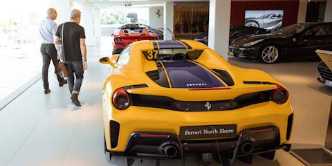I've been Ferrari Approved