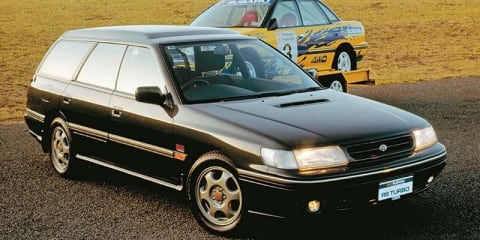 The rise and fall of the Subaru Liberty over 31 years: Part one