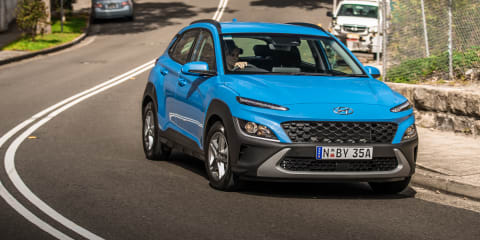 2021 Hyundai Kona (base) review