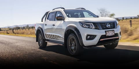 2019 Nissan Navara N-Trek review