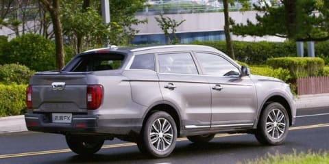 Geely Farizon FX ute proves that good ideas can become a terrible reality
