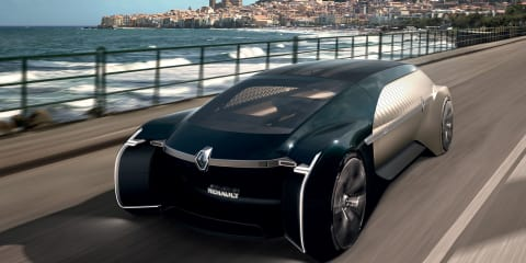 Renault EZ-Ultimo concept unveiled