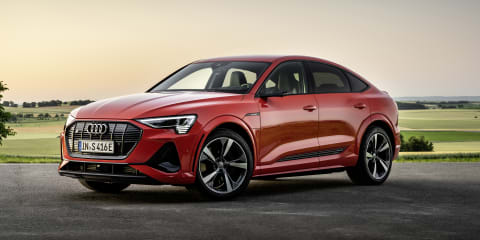 2021 Audi e-tron S: superfast electric SUV due in Australia next year