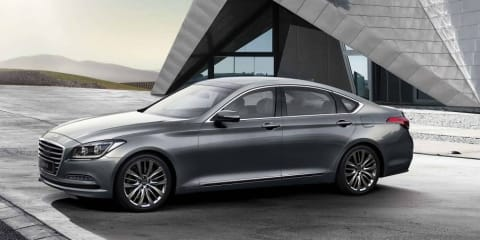 Hyundai Genesis to be compatible with Google Glass