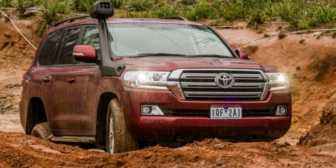 2020 Toyota LandCruiser 200 GXL review