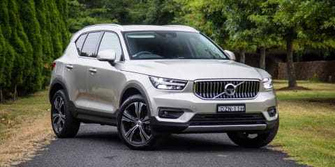 Volvo Xc40 Review Specification Price Caradvice