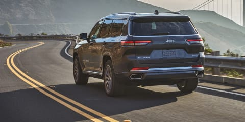 2021 Jeep Grand Cherokee L revealed: All-new family SUV gets seven seats