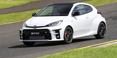 Toyota GR Yaris order books temporarily shut due to high demand