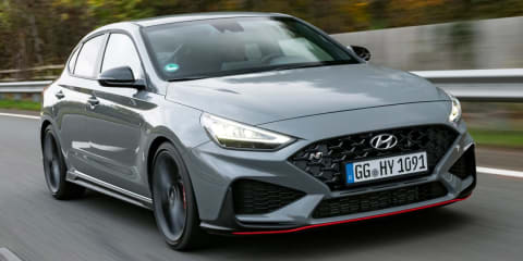 2021 Hyundai i30 Fastback N revealed