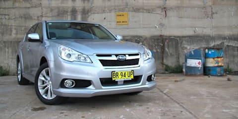 Subaru Liberty X Review