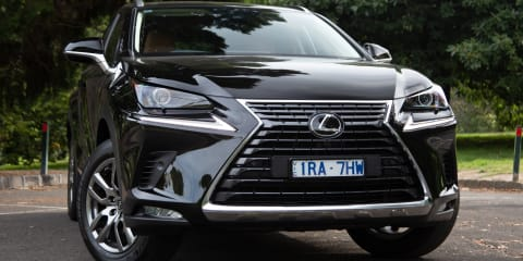 2020 Lexus NX300 Luxury 2WD review