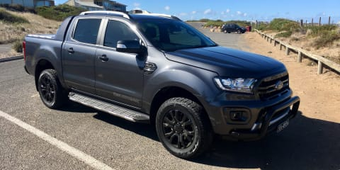 2019 Ford Ranger Wildtrak 2.0 (4x4) Review