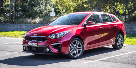 2020 Kia Cerato and Picanto add new manual grades