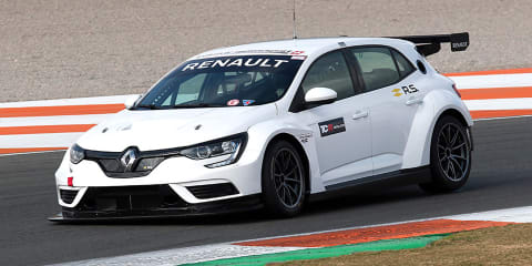 Renault Megane RS TCR joins Australia Series