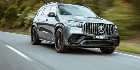 2021 Mercedes-AMG GLS 63 review: Australian first drive