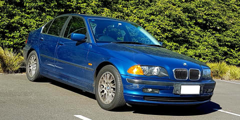 2001 BMW 3 25i review