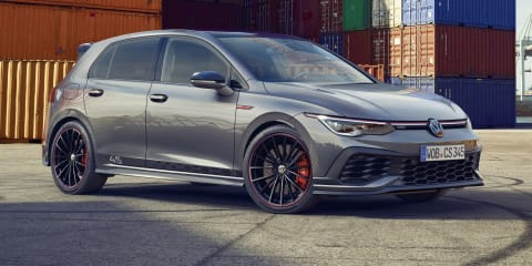 2021 Volkswagen Golf GTI Clubsport 45 unveiled, unlikely for Australia – UPDATE