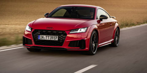 2021 Audi TTS: Power boost announced, Competition Plus and Bronze Selection editions unveiled for Europe