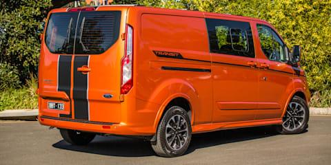 2021 Ford Transit Custom Sport 320L LWB DCIV review