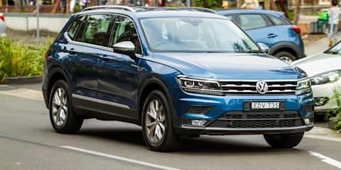 2020 Volkswagen Tiguan Allspace 110TSI Comfortline review