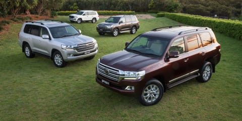 Toyota Australia talks 300 Series LandCruiser