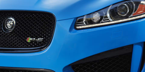 Jaguar XFR-S: British super sedan teased ahead of Los Angeles debut
