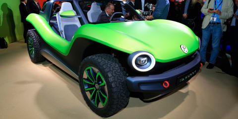 VW revives the Beach Buggy – and it's electric