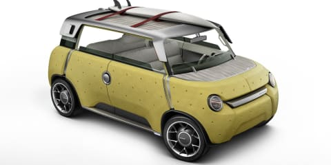 Toyota Me.We concept offers four cars in one