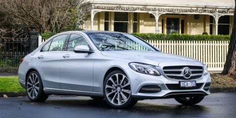 2016-18 Mercedes-Benz C-Class recalled