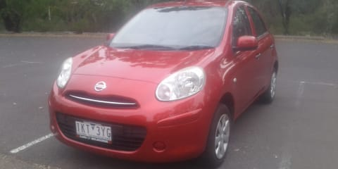 2014 Nissan Micra ST review