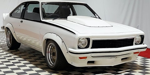 1977 Holden Torana A9X hatchback listed for auction with $1 million target price