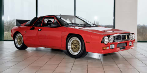 1980 Lancia Rally 037 prototype to be auctioned