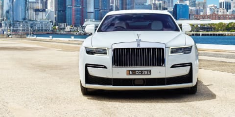 2020 Rolls-Royce Ghost review
