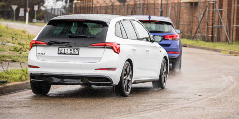 2021 Skoda Scala Monte Carlo v 2021 Hyundai i30 Elite hatch