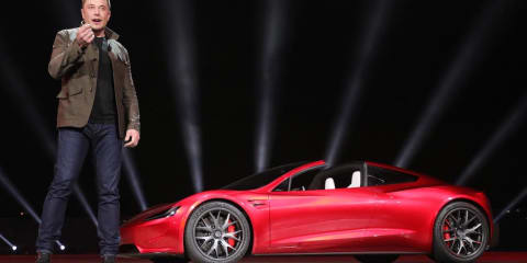 Tesla Roadster launch delayed again says Elon Musk