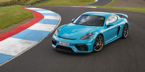 CarAdvice podcast 161: 2019 Porsche Cayman GT4 and Goodwood FoS