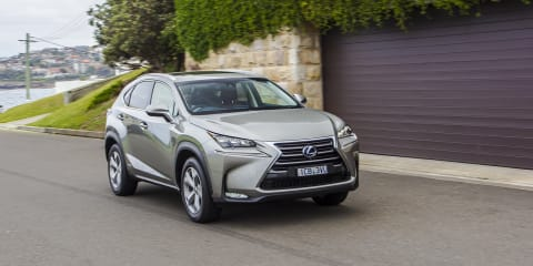 2015 Lexus NX300h Speed Date