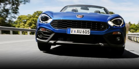 2016-18 Abarth 124 Spider recalled
