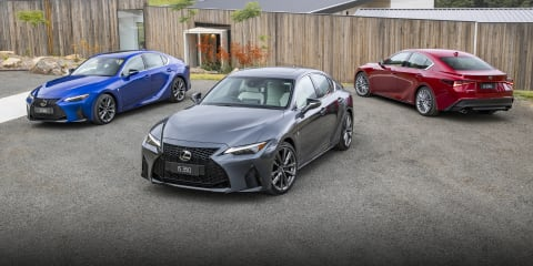 2021 Lexus IS review: Australian first drive