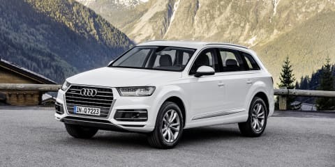 Audi Q7 gains new 3.0 TDI ultra engine
