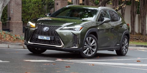 2019 Lexus UX250h F Sport long-term review: Urban driving