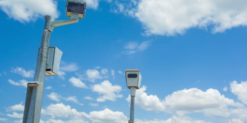 Western Australian drivers to be left in the dark on speed camera locations